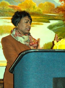 2013 Amelia Earhart Winner: Valerie McDonald Roberts