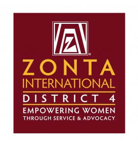 Zonta District Logo_Vertical_Reverse